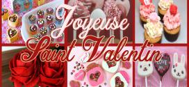 تزيين حلويات عيد الحب