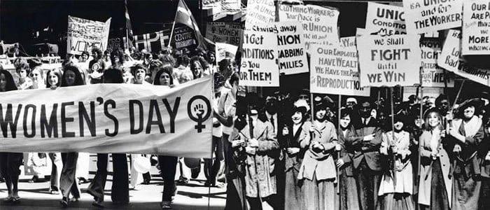 Les origines de La Journée Internationale de la Femme