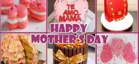أفكار رائعة لتزيين كيكة عيد الأم