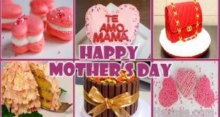 أفكار لتزيين الكيك روعة بمناسبة عيد الأم بالفيديو
