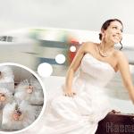 جهاز العروسة المغتربة بالتفصيل