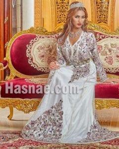 أحلى قفطان مغربي لأحلى عروس - 5