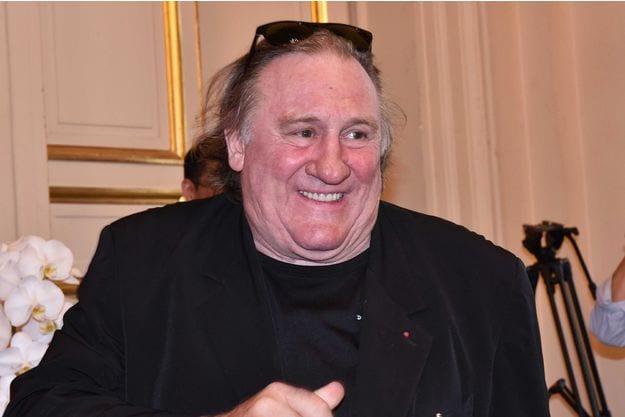 الممثل النجم جيرار ديبارديو Gérard Depardieu