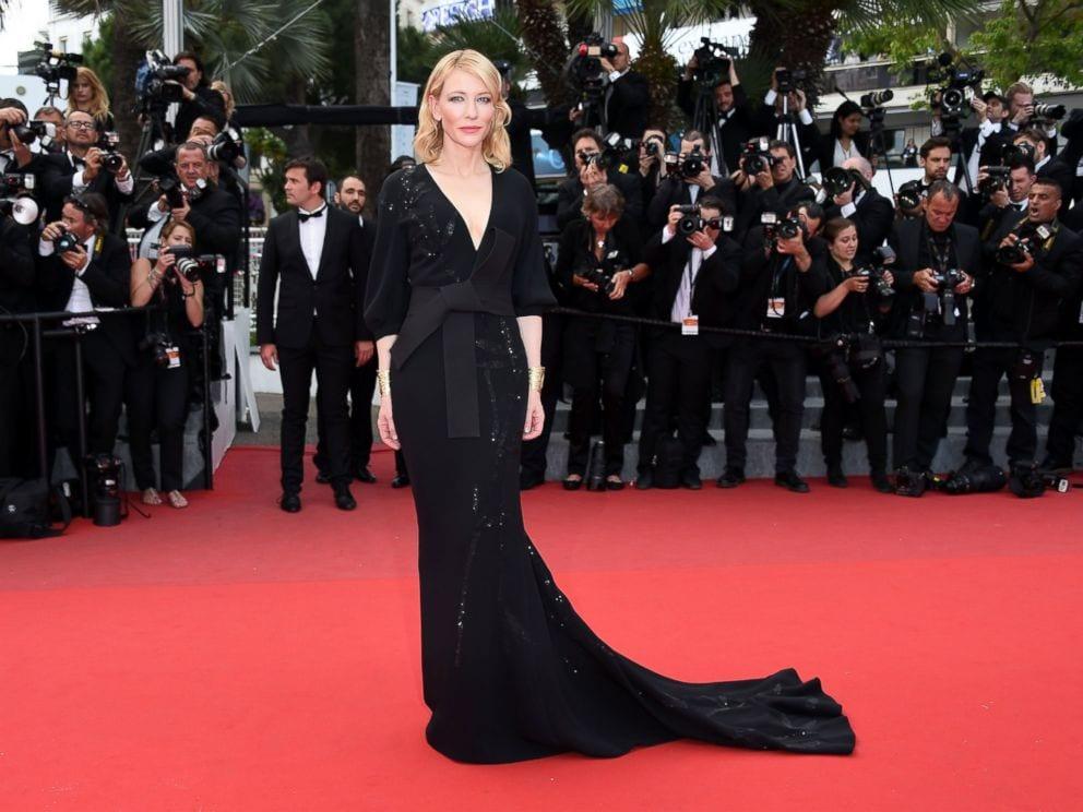 مهرجان كان 2018   Cate Blanchett