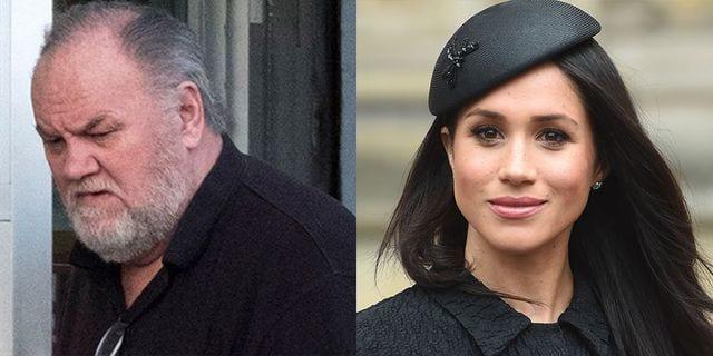 والد ميجان ماركل لن يحضر زواج ابنته اكتشفو السبب - Wedding Prince Harry and Meghan Markle